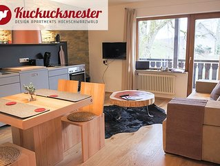 Kuckucksnest Jostal, 80 qm, 2 Schlafzimmer, max. 6 Personen
