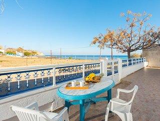 Sunny Beach Stegna  (30m from the Beach)