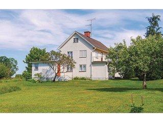 3 Zimmer Unterkunft in Mörlunda