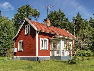 1 Zimmer Unterkunft in Mörlunda
