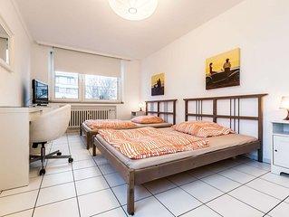 K105 Ferienwohnung Ehrenfeld
