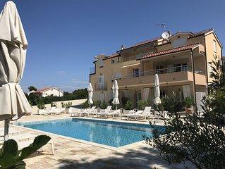 Villa Angelina - Kleines Apartment für 2-4 Personen