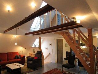 ****Wohnung mit Kamin, WLAN, Pool- Saunanutzung, Terrasse