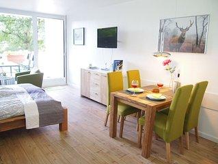 Apartment Harzgrun - schon, ruhig und mittendrin -