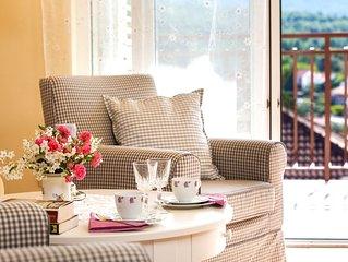 Luxus 4-Sterne-Apartment Villa Madalena, INSEL HVAR (4 sleeps, 2 bedrooms)