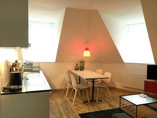 GdN Apartment: Schöne 2 Zimmer Ferienwohnung mitten in Wipkingen