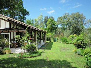 Vacation home in Carcans - Maubuisson, Aquitaine - 8 persons, 4 bedrooms