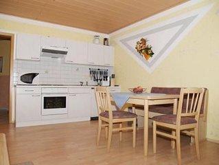 Gemütliche Wohnung (50m2) in ländlicher Lage im Naturpark Altmühltal