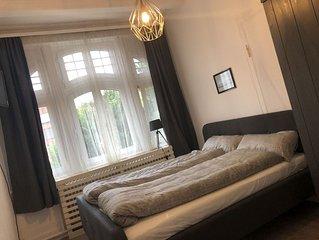 Doppelzimmer 3 mit Etagenbad