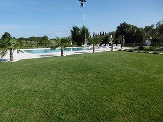 La Bambola 1 mit Swimmingpool beheizt in der Vor/Nachsaison
