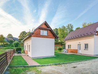 2 Zimmer Unterkunft in Liptovsky Trnovec