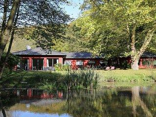 Die Lodge - Mitten im Grunen zwischen Koln & Bonn