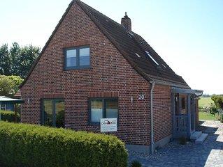 Ferienhaus für 5 Gäste mit 90m² in Fehmarn OT Wulfen (95742)
