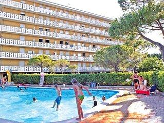 Ferienwohnung Residenz La Zattera (CAO230) in Caorle - 4 Personen, 1 Schlafzimme