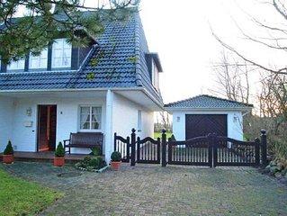 Ferienhaus auf Sylt im idyllischen Archsum