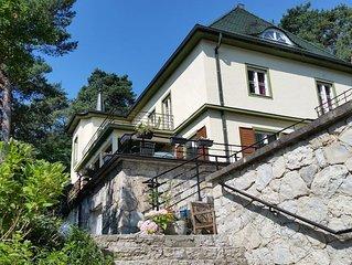 Villa auf dem Kolberg