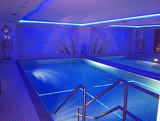 Appartementresidenz am Kurpark (App.19)-Schwimmbad/Sauna