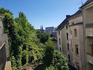 - SP Hotels - Appartement mit Gartenblick