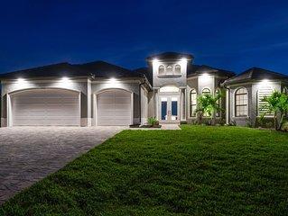 Villa Dream View - Neu erbaute Luxus-Villa mit Traumblick und Sud-Ausrichtung