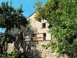 Ferienhaus La Foux (TUR120) in Tourrettes - 4 Personen, 2 Schlafzimmer