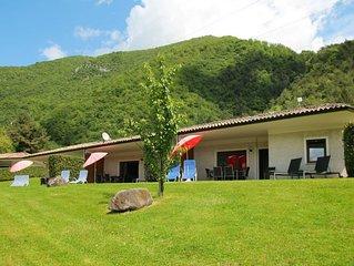 Ferienhaus Villa Vesta I (LDI131) in Idro/Lago d'Idro - 5 Personen, 2 Schlafzimm