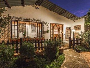 Ferienhaus Sopó für 3 - 7 Personen mit 3 Schlafzimmern - Bauernhaus
