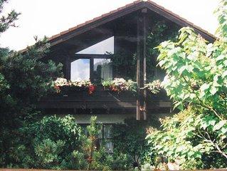Romantisches Schwarzwaldhaus, verwunschener Garten , Fachwerkstadt Schiltach