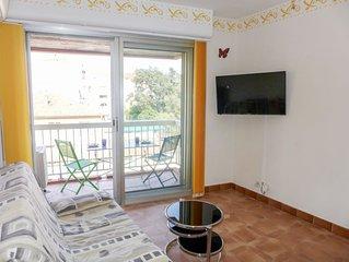 Ferienwohnung L'Espelido in Saint Aygulf - 2 Personen, 1 Schlafzimmer