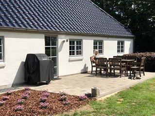 Schönes Ferienhaus in der Nähe von Ribe, Rømø und Legoland, Billund