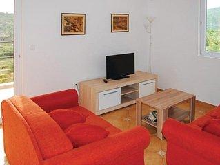 2 Zimmer Unterkunft in Budva