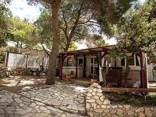 4  Luxuriöse Mobilheim - Camping Simuni, Pag, Kroatien
