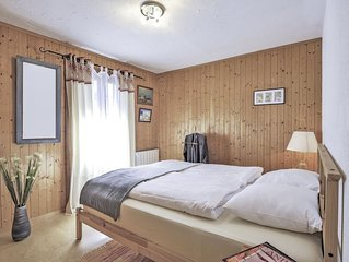 Ferienwohnung Les Cinq Dents in Moleson-sur-Gruyeres - 5 Personen, 3 Schlafzimme