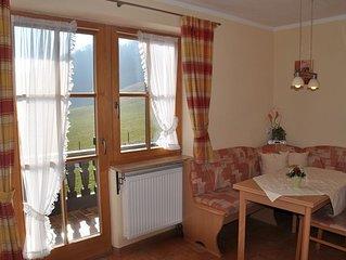 Ferienwohnung Hochgern für 2-4 Personen (45 qm) ****