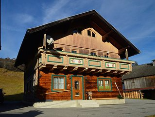 Familienfreundliche Ferienwohnung nahe Gondelstation Kitzbueheler Alpen