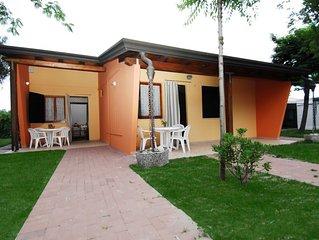 Ferienhaus - 4 Personen*, 35m² Wohnfläche, 2 Schlafzimmer, Internet/WIFI