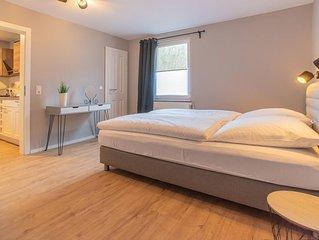 Gemütliches Apartment im modernen Stil