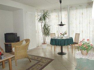 Komfortables, gepflegtes, helles 2 Zi-Apartment,  Parkplatz und WLAN kostenlos