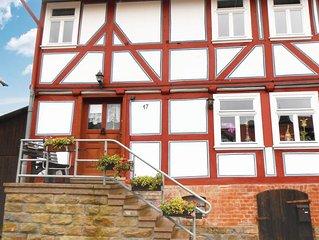 4 Zimmer Unterkunft in Spangenberg