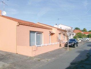 2 Zimmer Unterkunft in Olonne sur Mer
