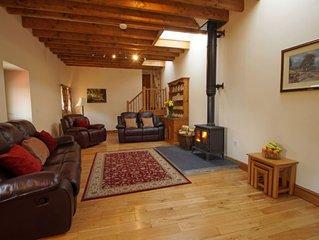 Ferienhaus Pen y Coed in Llangollen - 6 Personen, 3 Schlafzimmer