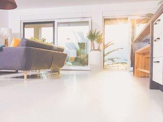 Das schönste Penthouse auf Vir mit Blick aufs Meer