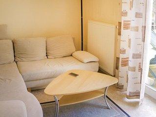 1 Zimmer Unterkunft in Prerow