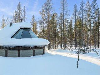 Ferienhaus Arctic hut, laanila in Inari - 2 Personen, 1 Schlafzimmer