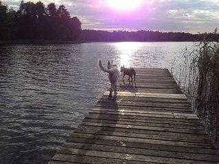 Forsthaus Metzelthin  - Urlaub mit Hund