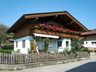 Ferienwohnung Dürlinger (PID195) in Kaprun - 4 Personen, 2 Schlafzimmer