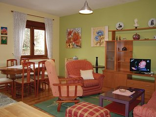 3 Zimmer Unterkunft in Colombres