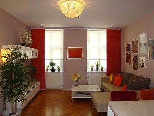 Ferienwohnung/App. für 5 Gäste mit 99m² in Wien (71553)