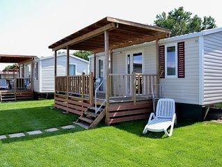Ferienhaus - 6 Personen*, 30 m2 Wohnflache, 2 Schlafzimmer, Internet/WIFI