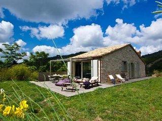 Ferienhaus Cagli für 8 - 10 Personen mit 4 Schlafzimmern - Ferienhaus