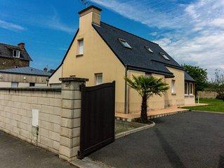 Ferienhaus L'Abri des Moussaillons in Saint Lunaire - 8 Personen, 3 Schlafzimmer